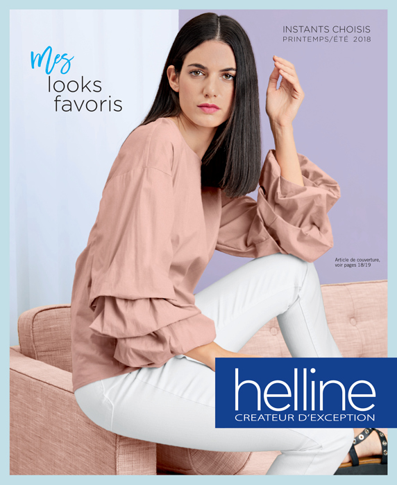 Catalogue helline Instants choisis Printemps 2018 7e19cc46e77