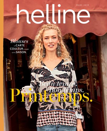 Catalogue Mode Femme Helline Printemps 2019