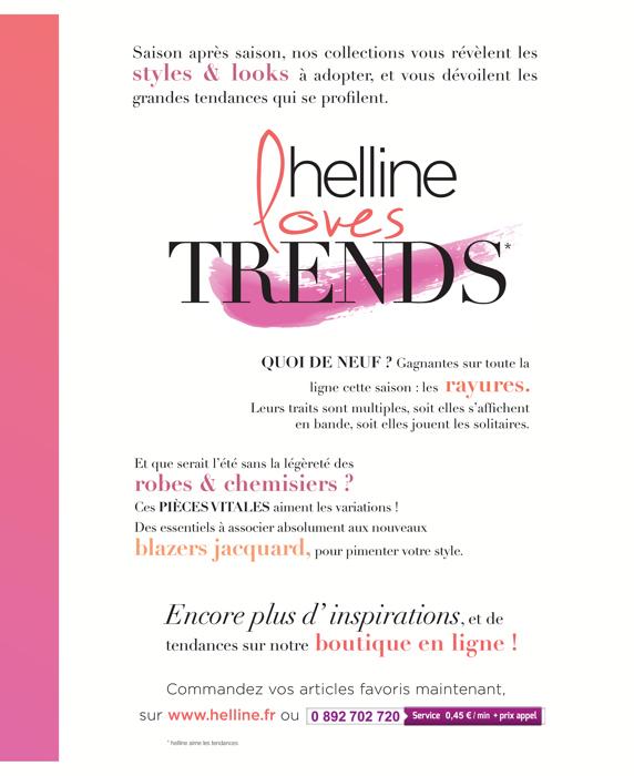 Catalogue helline Mode Déco Printemps Eté 2017 011e896a830