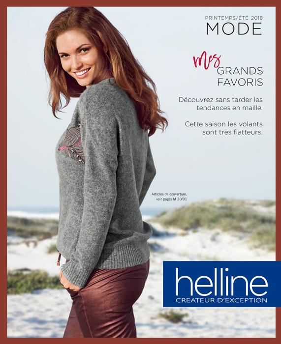 Mode 2018 Helline Eté Déco Catalogue Printemps wxZ7qFzx4